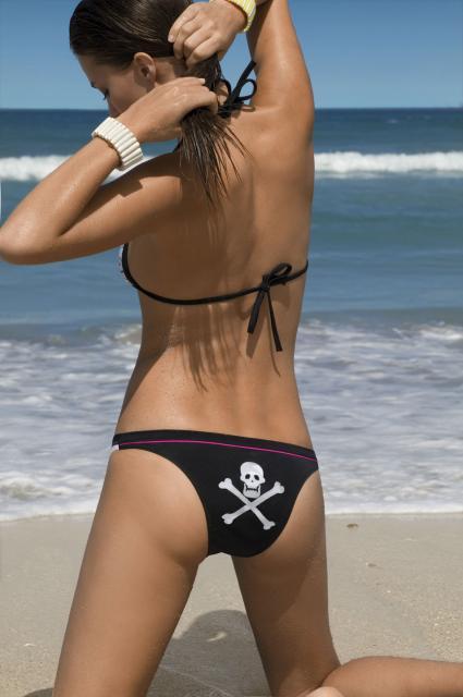 le maillot du jour : pirate